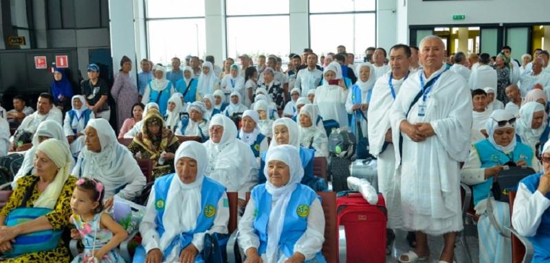 Сколько человек из Казахстана отправилось на хадж