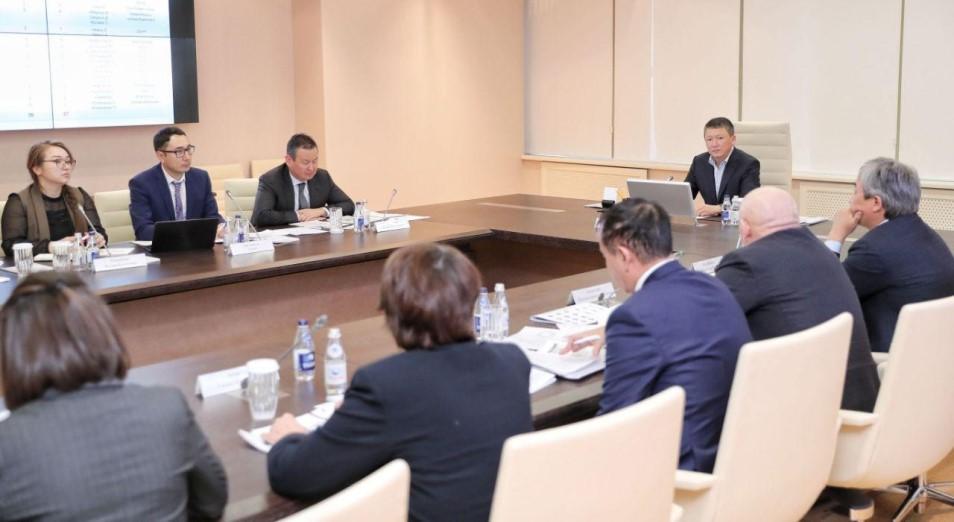 Тимур Құлыбаев ҰОК-тің 2020 жылғы Токио Олимпиадасына дайындығын тексерді