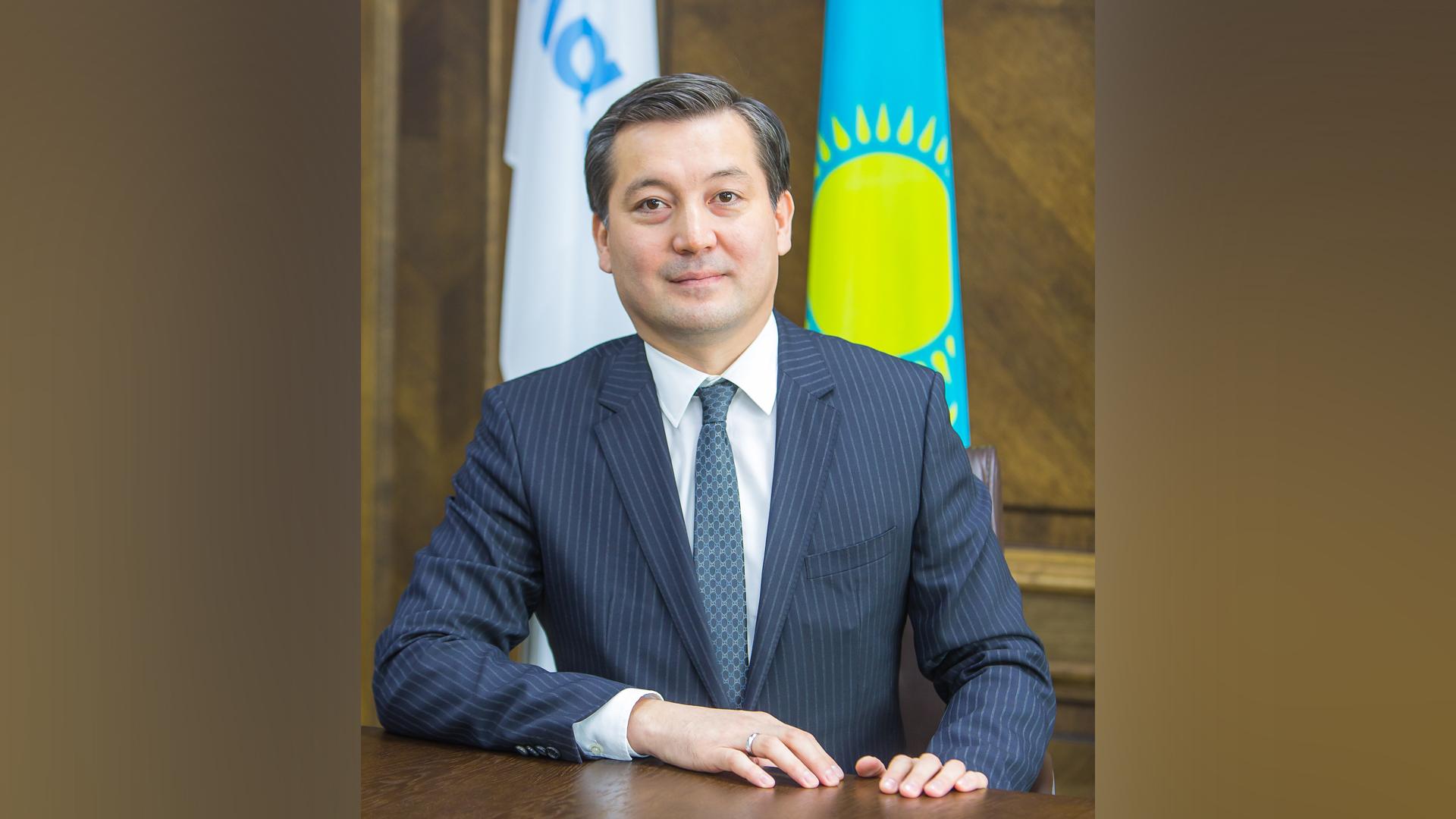 Сериккали Брекешев назначен вице-министром экологии, геологии и природных ресурсов РК