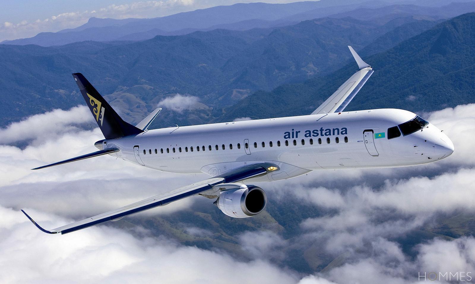Air Astana продлила отмену рейсов в Дели