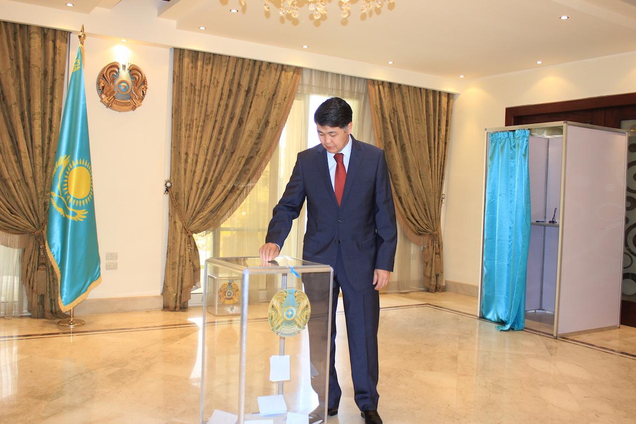 Внеочередные выборы Президента РК пройдут 9 июня