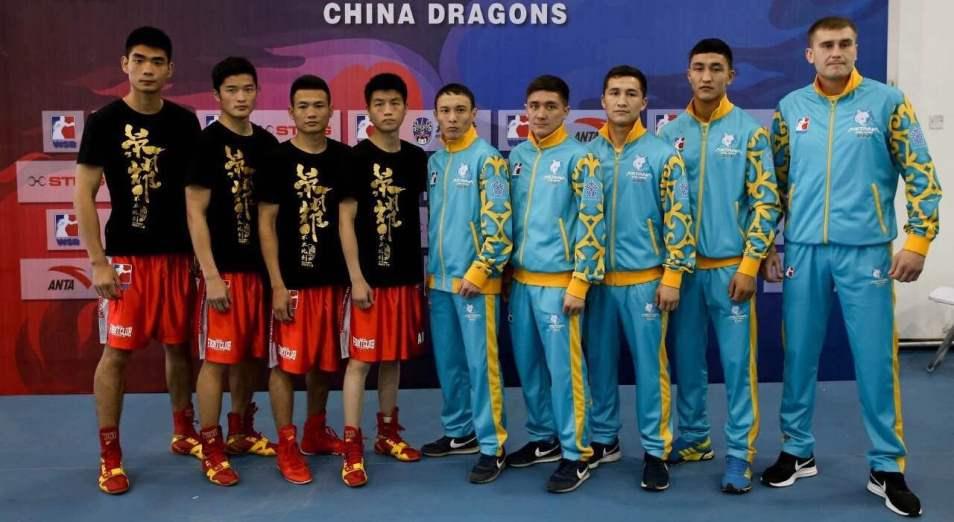 Astana Arlans разгромил «драконов» в Китае