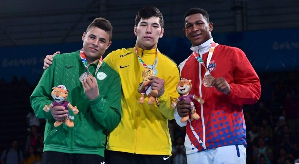 ЮОИ-2018: Казахстан установил собственный рекорд по золоту, ЮОИ-2018, Спорт, Олимпиада, Бокс, Медаль,велоспорт