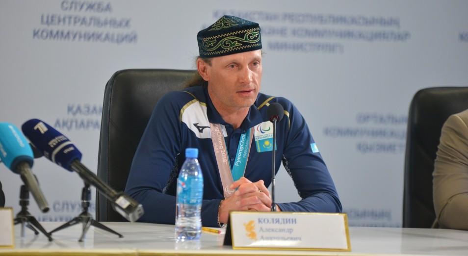 Лыжник Колядин о победе на Паралимпиаде: рассчитывал на бронзу – взял золото