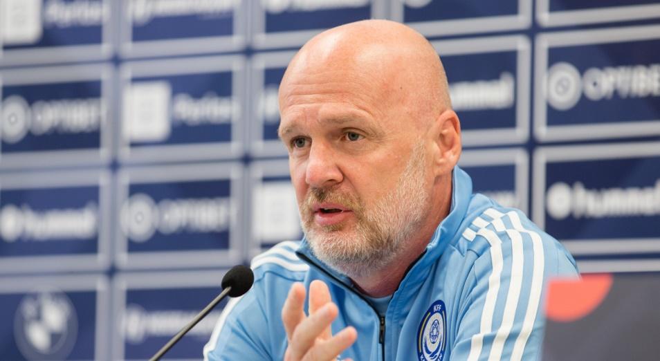 Билек о матче в Минске: «Обе команды будут играть на победу»