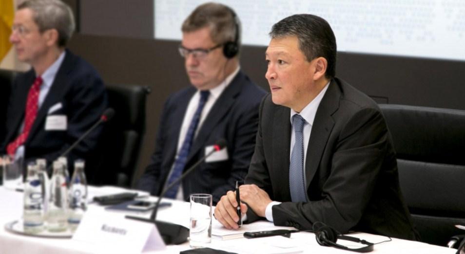Тимур Кулибаев: «Мы только приветствуем такое партнёрство», НПП «Атамекен», Национальная палата предпринимателей, бизнес, предпринимательство, МСБ, Германия , инвестиции, Иностранные инвестиции