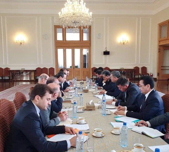 Казахстан планирует строительство логистических центров в иранских портах