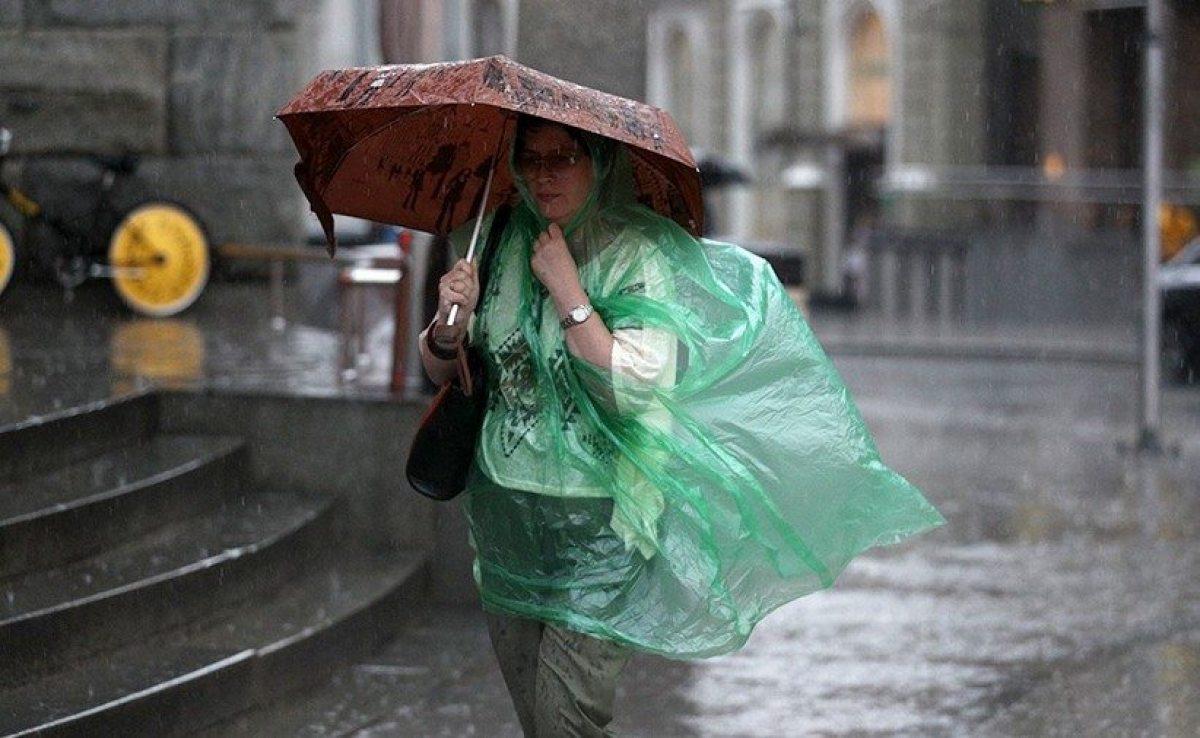 В первое воскресенье лета Казахстан накроет непогода