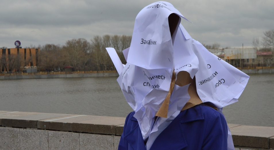 Смелые в городе, Творчество, Астана, арт-интервенция, Artcom, Time&Astana