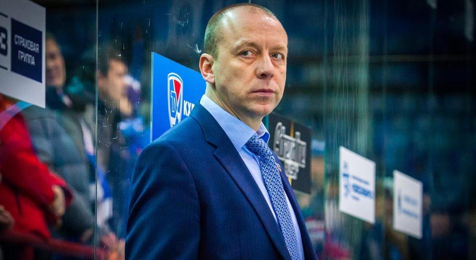 Скабелка о победе в Нижнекамске: «Сначала нас спас вратарь», Хоккей, Барыс, Спорт, Андрей Скабелка