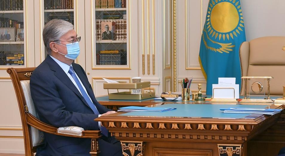 Президент Казахстана ежедневно сдает тесты на COVID-19
