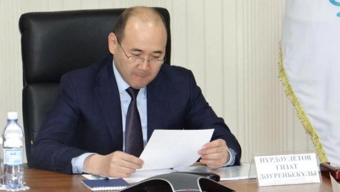 Касым-Жомарт Токаев встретился с генеральным прокурором Гизатом Нурдаулетовым