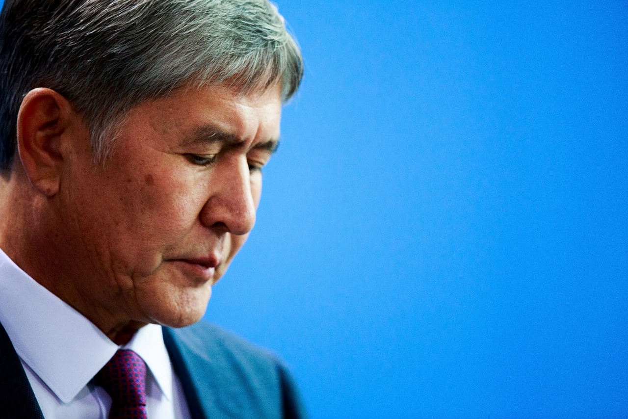Бывший президент Кыргызстана Атамбаев не хочет разглашать условия содержания в СИЗО