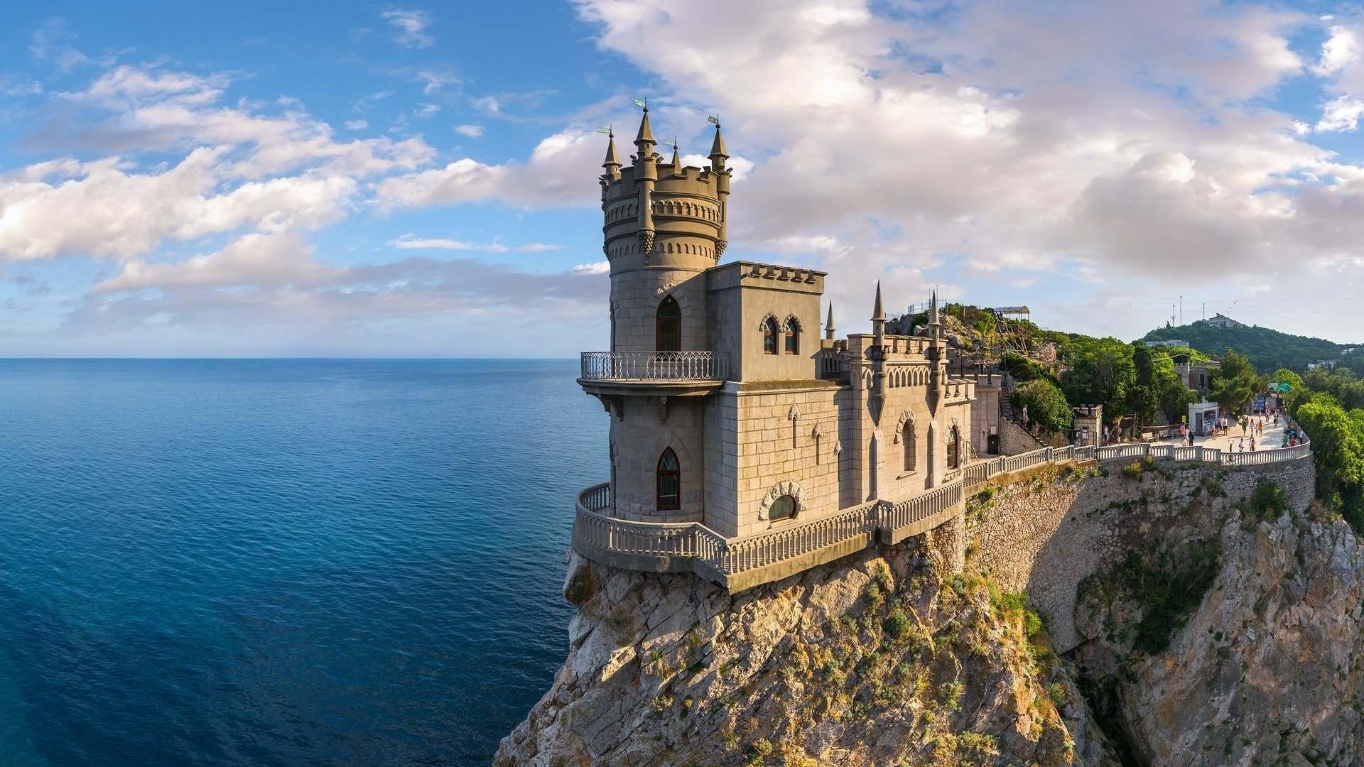 Крым отказался вводить курортный сбор
