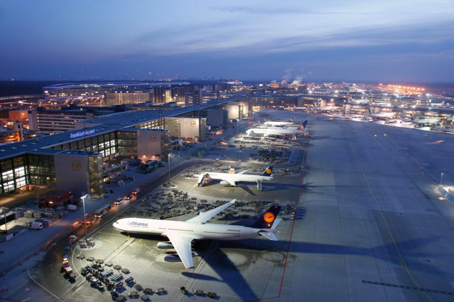 Lufthansa отменила 22 рейса из-за проблем с программным обеспечением