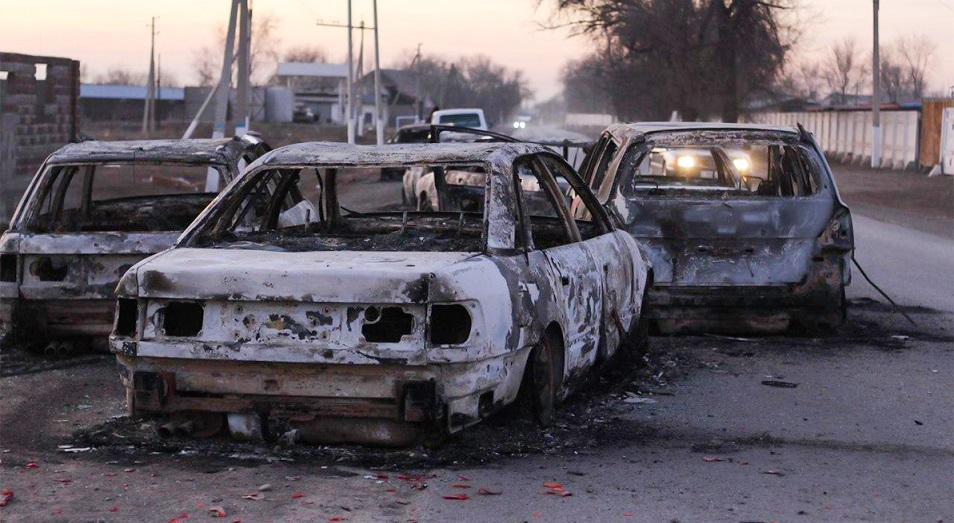 Кордай после погромов: заявление прокуратуры о ходе расследования