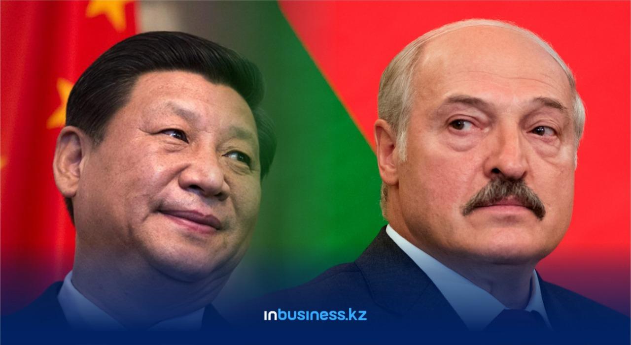Путин мен Цзиньпин жеңіске жеткен Лукашенконы құттықтады