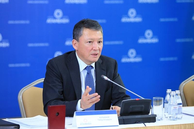 Тимур Құлыбаев: Кәсіпкерлердің уәжін үкіметке жеткіземіз
