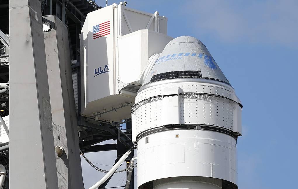 NASA и Boeing сегодня попытаются посадить корабль Starliner