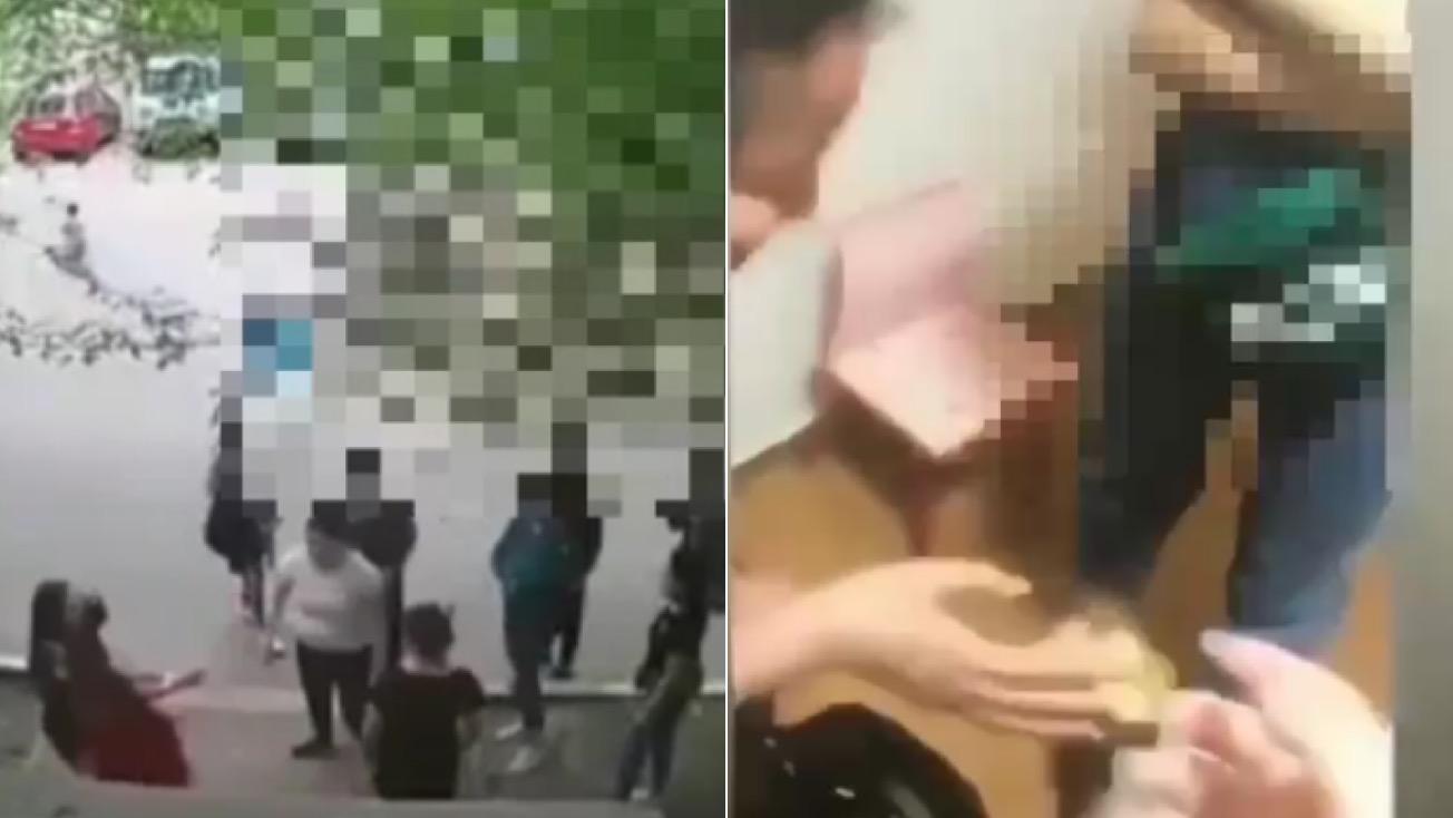 В Павлодаре арестованы пять девушек, избивших школьницу
