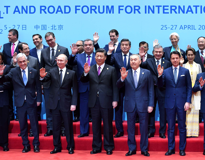 Нурсултан Назарбаев предложил новую геополитическую реальность «Три Д»