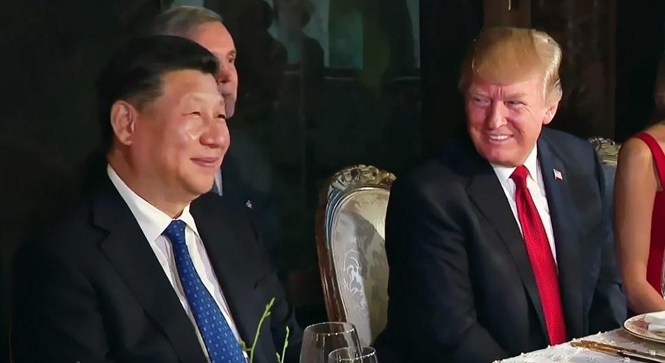 Трамп пен Цзиньпин келісімге келді