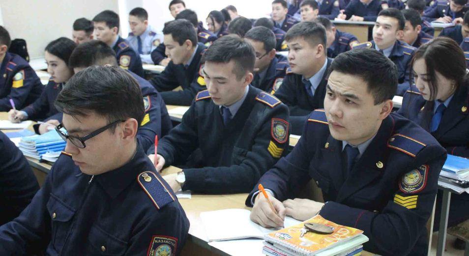 Карагандинская академия МВД: минус два за два рабочих дня