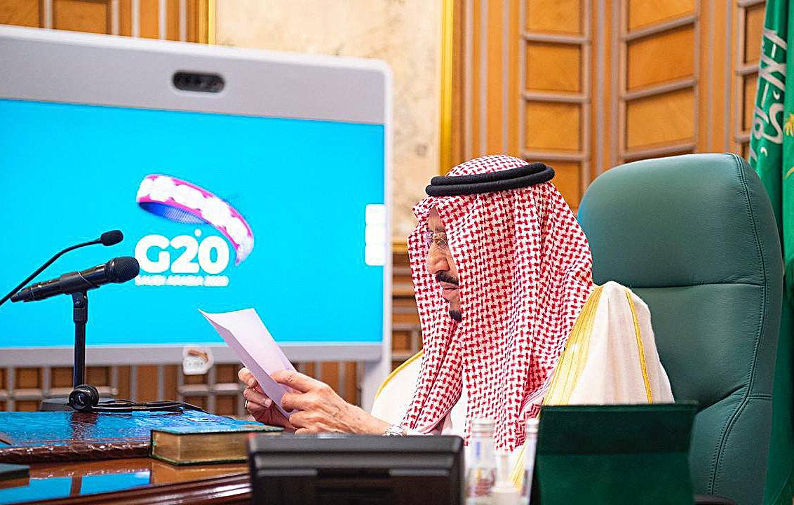 Финансовая G20 на онлайн-встрече 15 апреля обсудит срочные меры в связи с пандемией