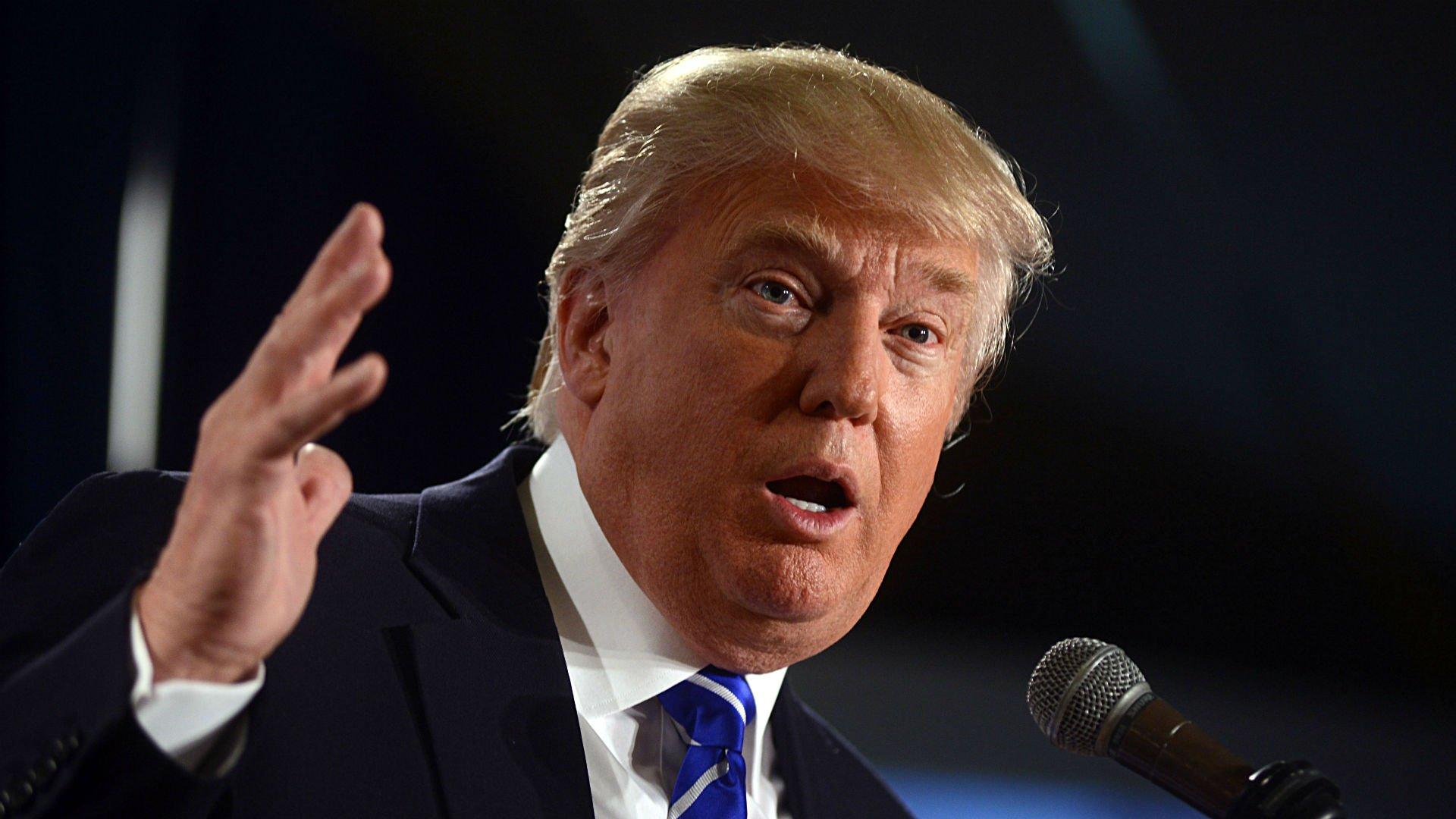 Трамп заявил, что имеющихся данных о фальсификациях хватит, чтобы изменить итоги выборов