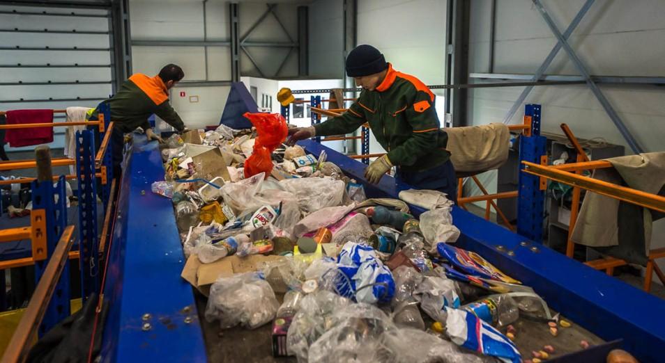 Переработка мусора станет одним из критериев оценки акиматов