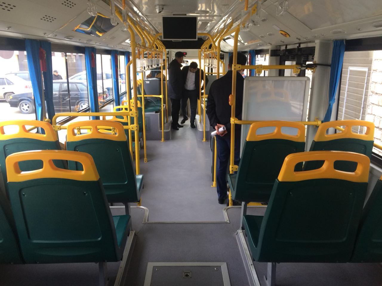В столице временно изменится схема пригородного маршрута № 308