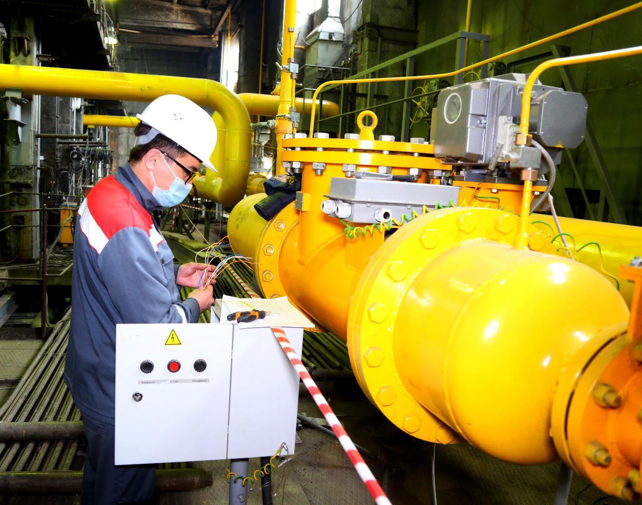 В Нур-Султане снижен тариф на газ