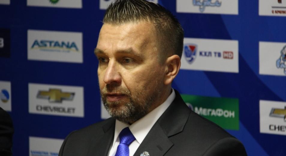 «Барыс» решил вернуть своего первого триумфатора дивизиона Чернышева