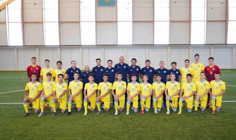 Президент кубогі: Қазақстан U-17 құрамасы Қырғызстанды ірі есеппен ұтты