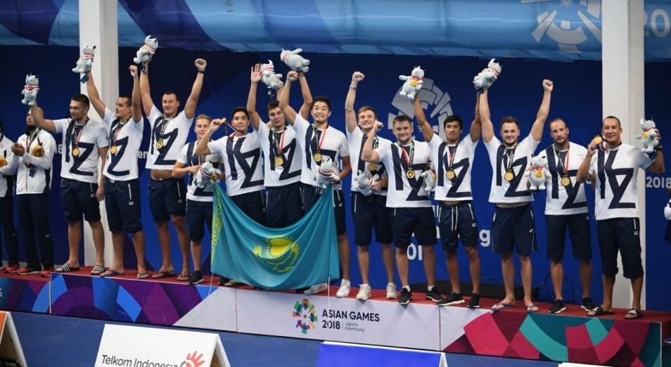 Казахстан на Азиаде в Джакарте: медальная палитра стала богаче