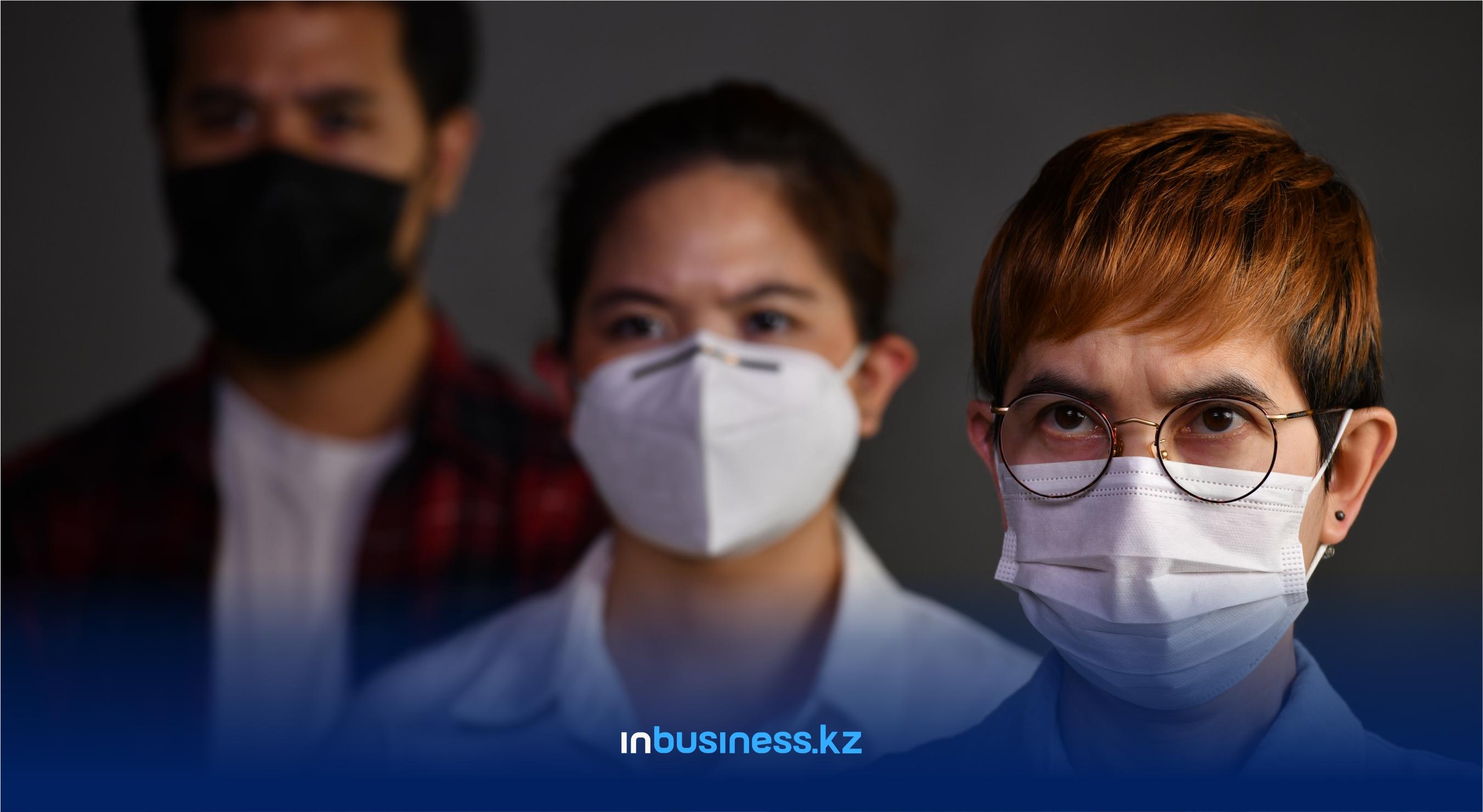 В Казахстане в борьбу с коронавирусом вовлечены более 46 тысяч медработников
