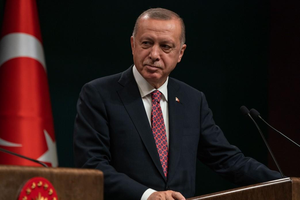 Эрдоган призывает Брюссель выполнить обещания и принять Турцию в ЕС
