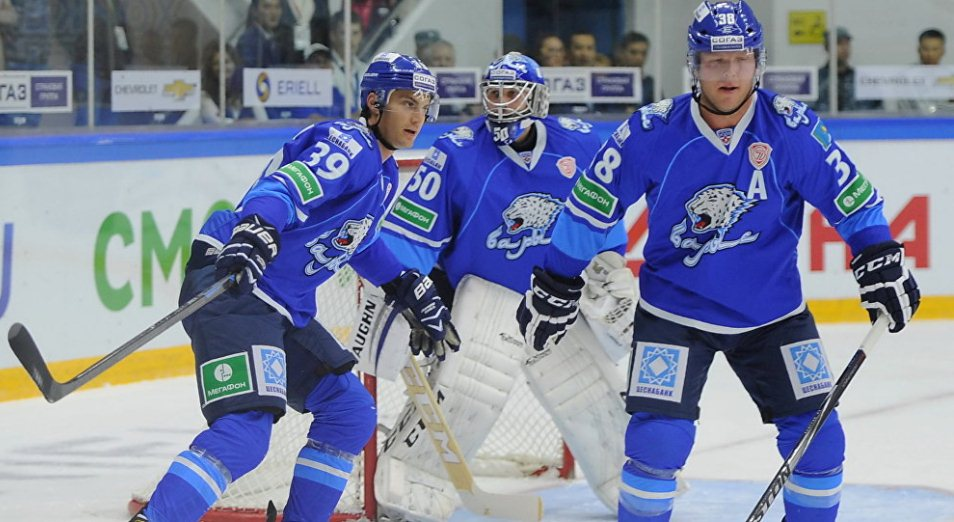 «Барыс» потерял шансы на победу в Кубке президента Казахстана, Хоккей, Барыс, Кубок президента Казахстана, Нефтехимик, Спорт