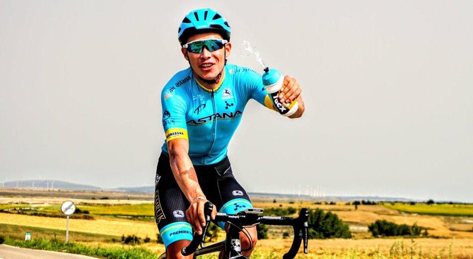 Лопес поддержал челлендж «Астаны» из Колумбии