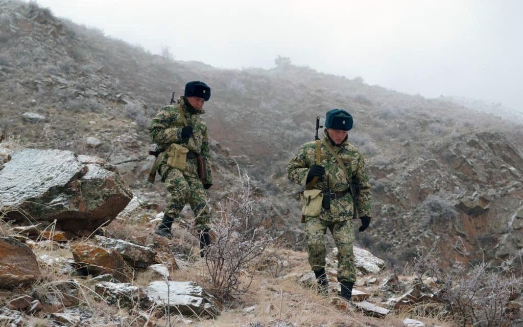 Казахстанские пограничники задержали пятерых граждан Узбекистана