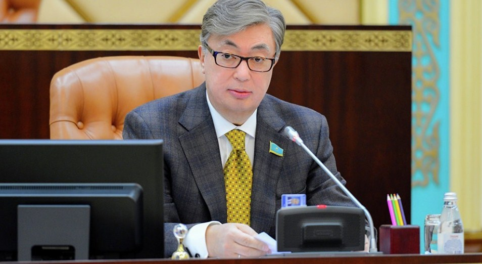 Выборы президента в 2020 году могут пройти без участия Назарбаева, Касым-Жомарт Токаев , Нурсултан Назарбаев, выборы, президент