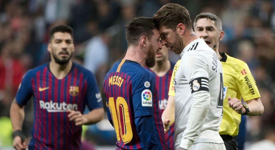 «Реал» оторвался от «Барсы» на восемь титулов Примеры