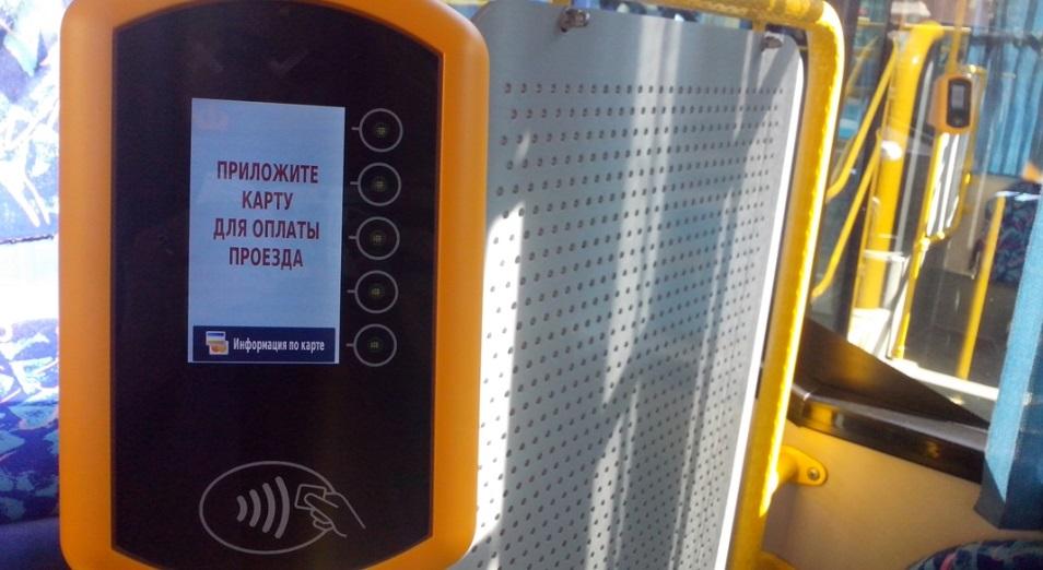 Внедрить безналичную оплату в общественном транспорте пока не получается в Павлодаре