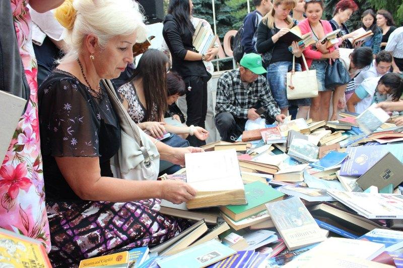 В Алматы пройдёт книжный фестиваль «KITAP FEST»