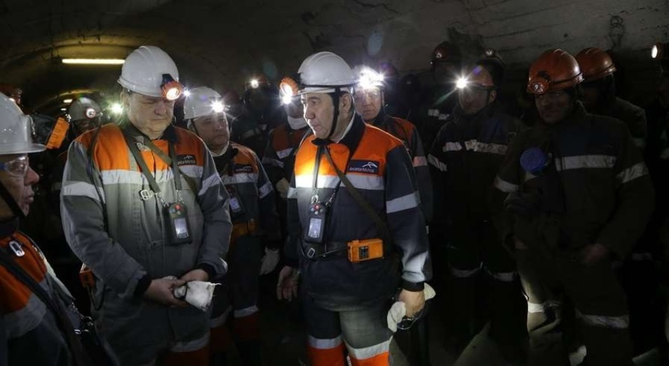 «АрселорМиттал» – шахтерам: «Денег нет, но вы арбайтен»