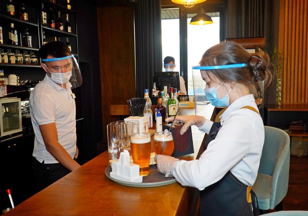 В столице проверили готовность ТЦ, кафе и магазинов к возобновлению работы