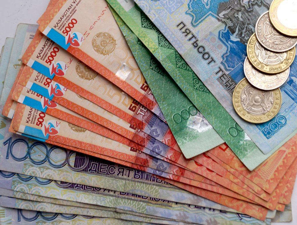 Курс тенге укрепился в понедельник на 0,03 тенге, Тенге, курс тенге , доллар , Рубль , экономика, Нацбанк РК, KASE