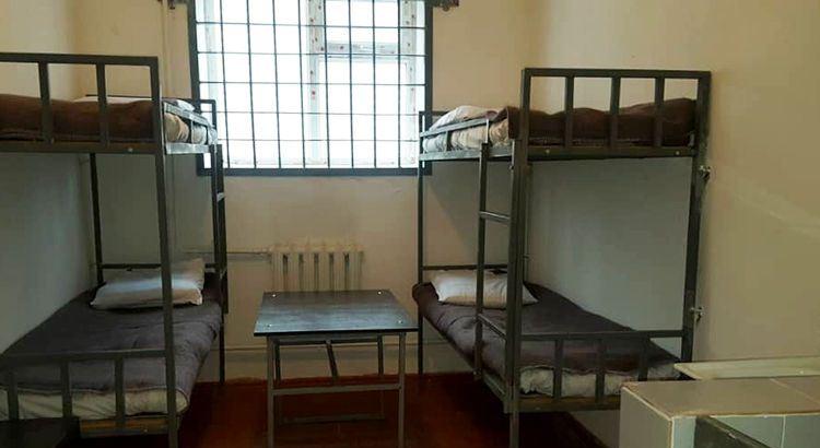 В Кыргызстане построили тюремный корпус для заключенных экстремистов и террористов