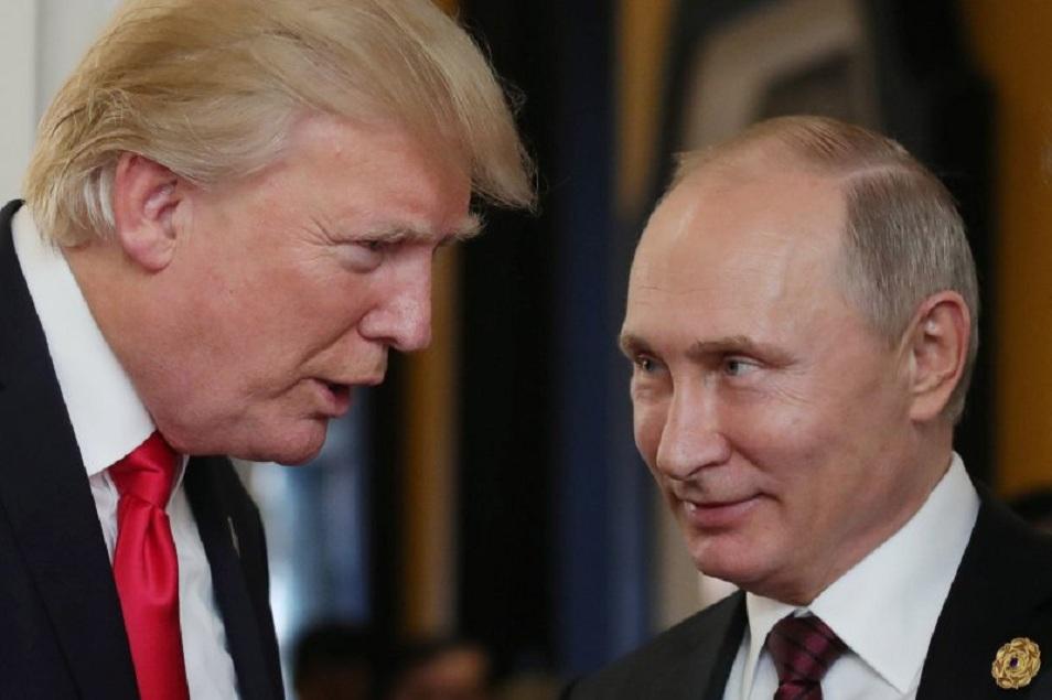 Кім мықты? Путин бе әлде Трамп па?