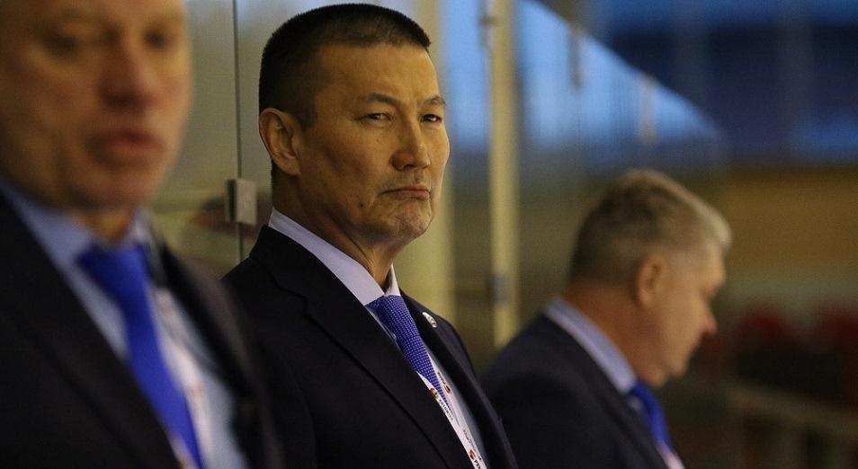 Мамбеталиев: «Италии проиграли из-за усталости», Хоккей, Казахстан, Италия, Спорт